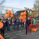 Foto's 2015-2016 » Opening pannaveld en koningsspelen
