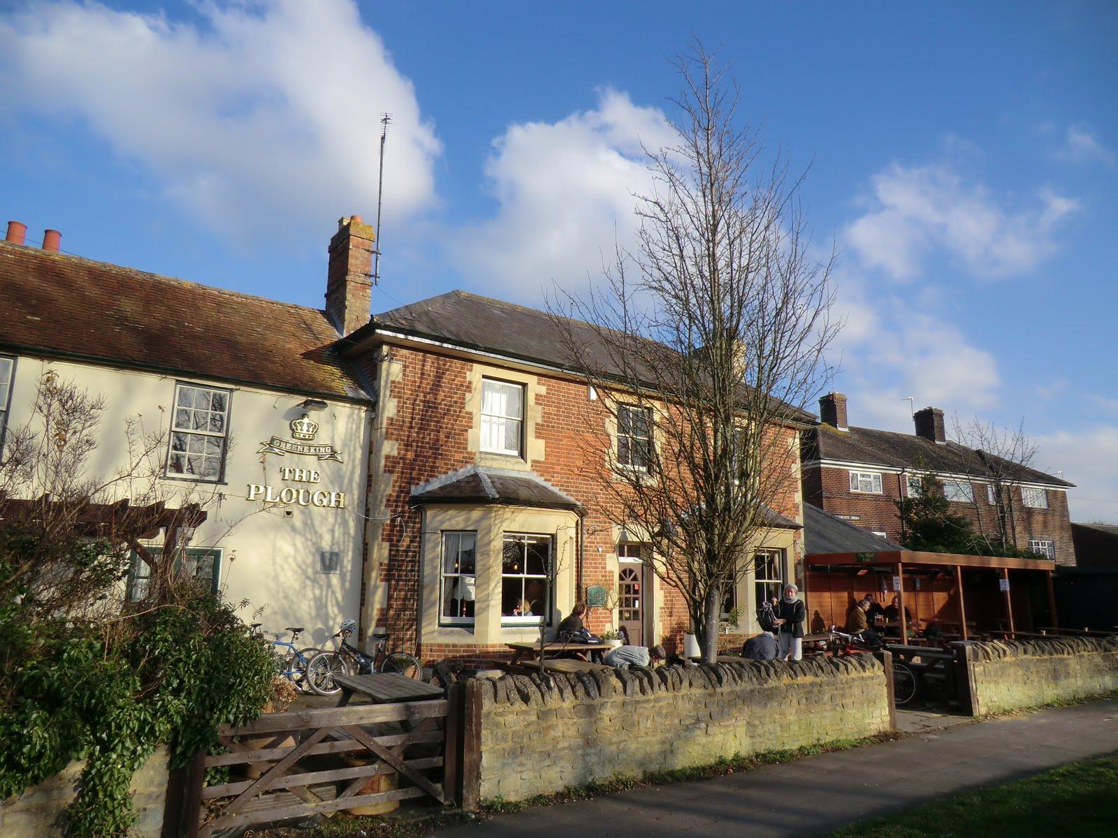 CIMG1516 The Plough Inn, Wolvercote Green