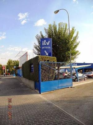 ITV SGS Coslada, Avda. San Pablo, 29, 28823 Coslada, Madrid, Spain