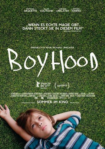 Μεγαλώνοντας (Boyhood) Poster