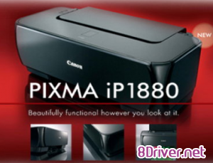 Free download Cannon iP1880 Printer Download Free Driver