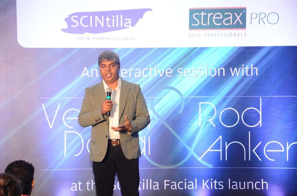 SCINtilla Streax PRO - Facial Kits lanuch - 11