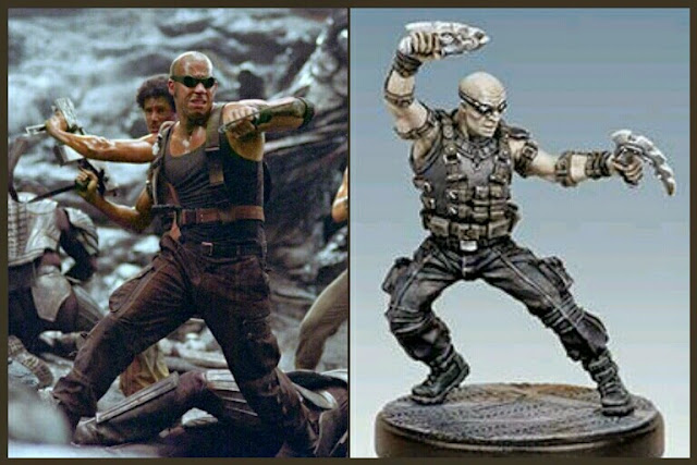 Riddick Studio McVey