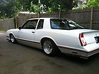 1987 CHEVY MONTE CARLO AERO COUPE  ''AIR RIDE SUSPENSION''