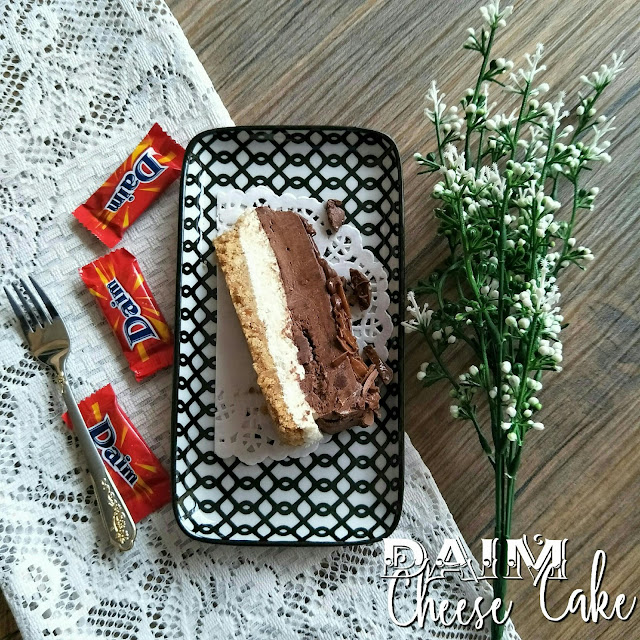 DAIM CHEESE CAKE
