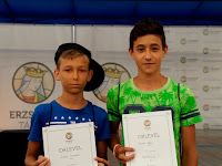 A Csocsó bajnokság felvidéki győztesei- Csehi Kisztián és Rácz Alex.JPG