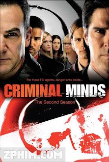 Hành Vi Phạm Tội 2 - Criminal Minds Season 2 (2006) Poster