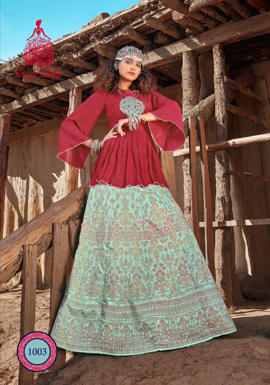 kajal style fashion fabulous Wholesale