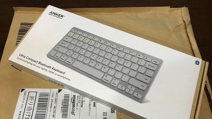 ANKERの激安keyboard