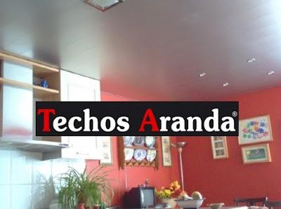 Pagina web de techos cocinas Madrid