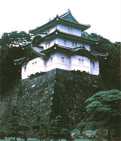 旧江戸城 富士見櫓