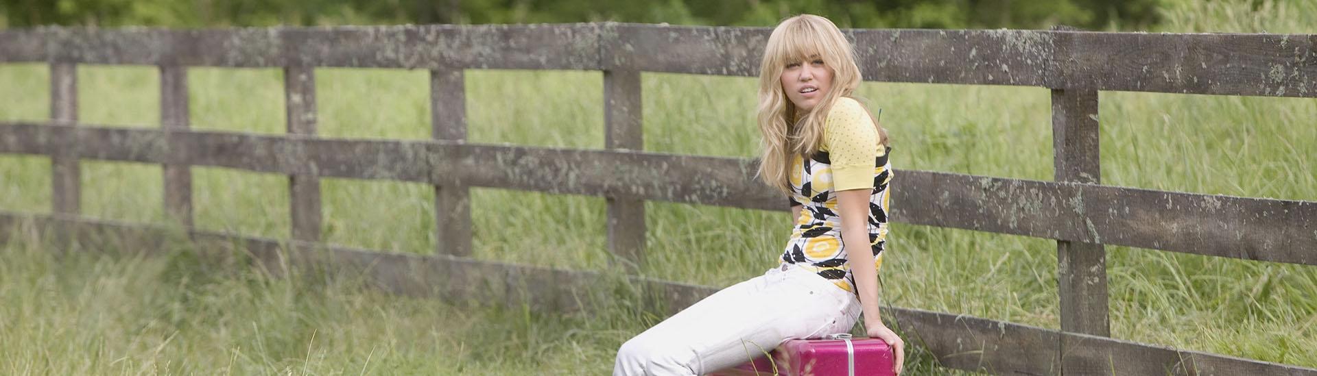 Baner filmu 'Hannah Montana. Film'