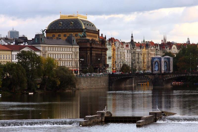 Prague Czech Republic city-break old town architecture Vltava