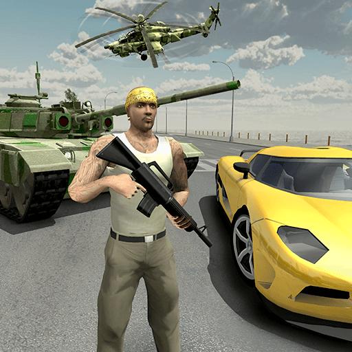 Real Gangster Vegas Crime Simulator (game)