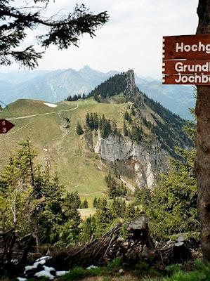 Marquartstein - Hochgern Chiemgauer Alpen bayern