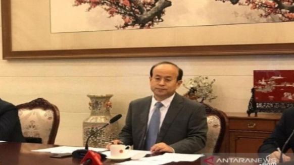 Foto: Duber Cina Untuk Indonesia. Tiongkok Puas dengan Upaya Indonesia Melindungi Warga Asing.