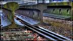 Werden wir jemals einen Zug sehen oder ist da Moos und der Rost unser einziger Trost?