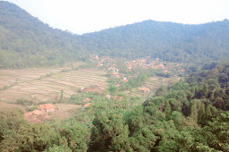 Perkenalan kawasan wisata Batu Gede daerah serang banten