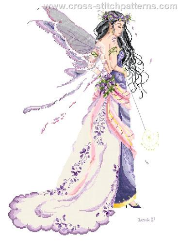 Enchanted Fairy chart