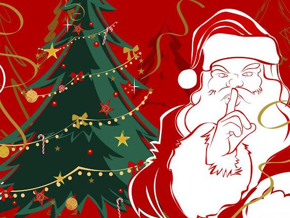 besplatne Božićne pozadine za desktop 1152x864 free download blagdani čestitke Merry Christmas Djed Božićnjak