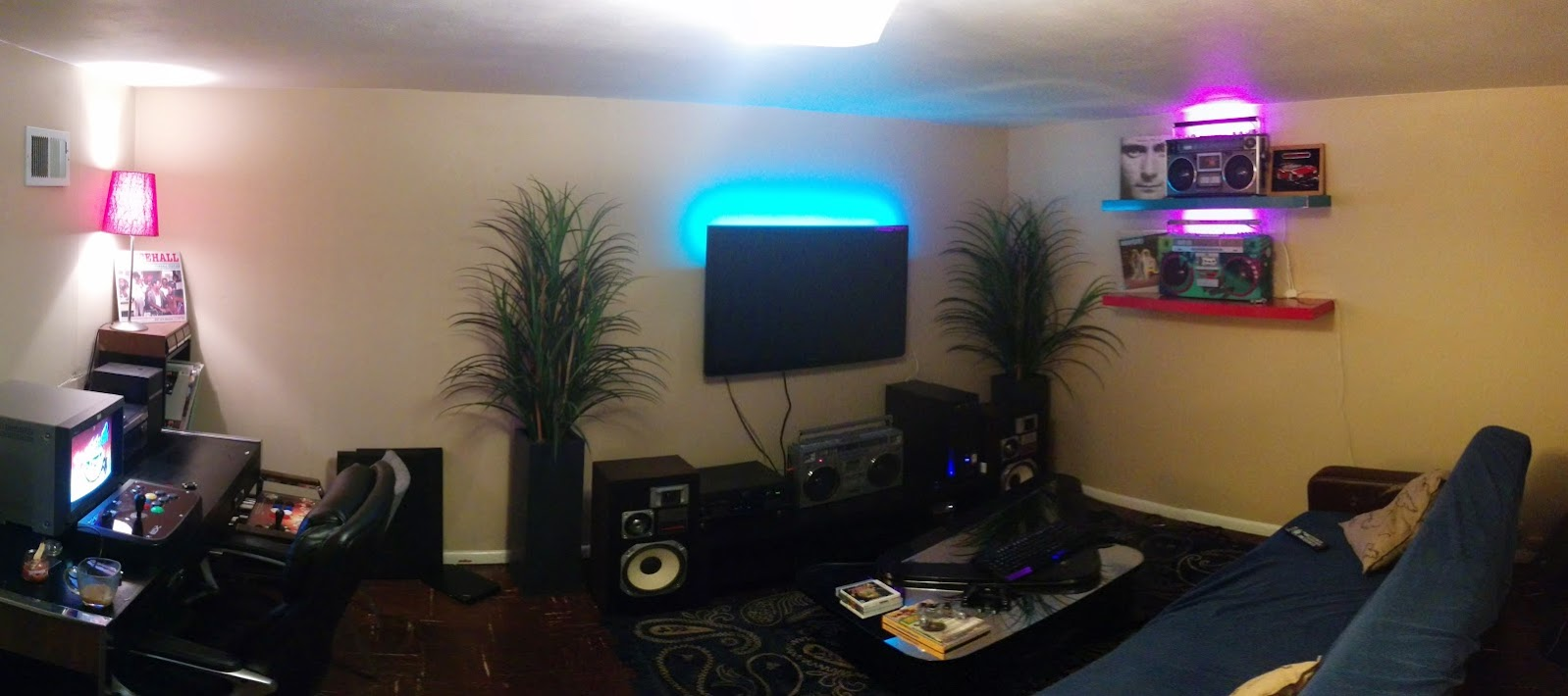 Show us your gaming setup: 2015 Edition - Page 15 - NeoGAF