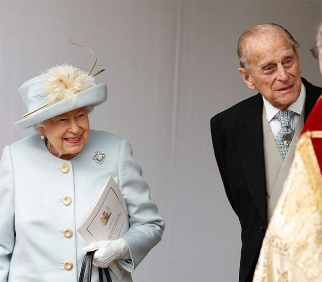 Princess Eugenie Shares bittersweet Photo on What Would Have Been Prince Philip's 100th birthday