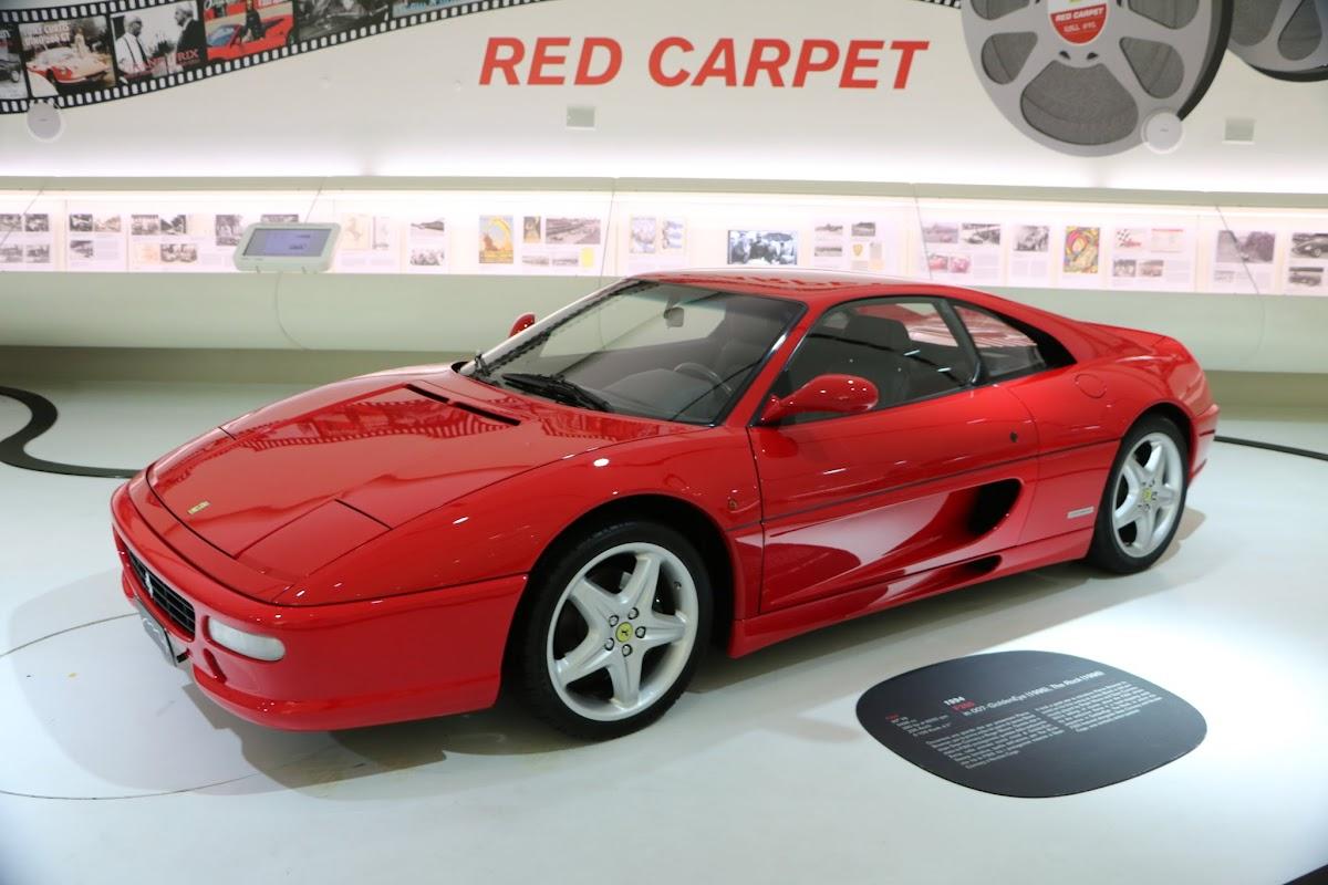 Modena - Enzo Museum 0043 - 1994 Ferrari F355.jpg