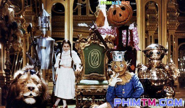 Xem Phim Trở Lại Xứ Thần Tiên - Return To Oz - phimtm.com - Ảnh 1