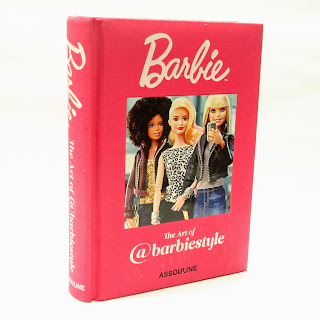 'Barbie: The Art of @barbiestyle' RARE Book