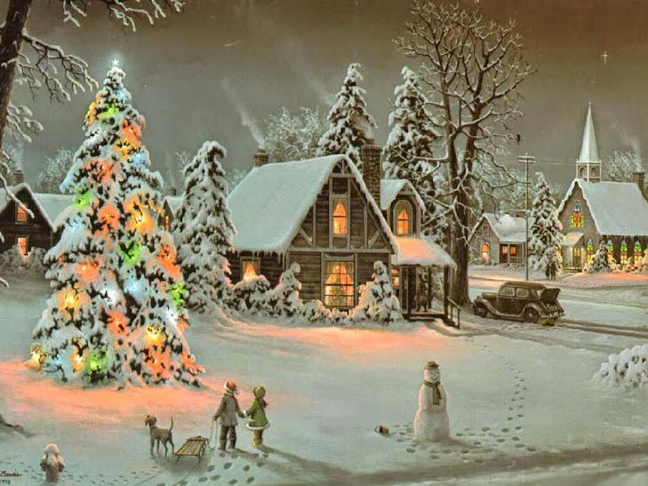 صورة شجرة الكريسماس 2019