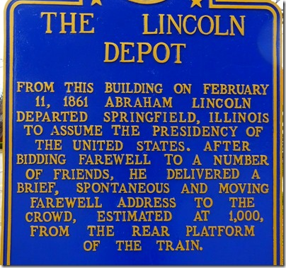 Lincoln Depot