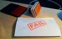 project management fail