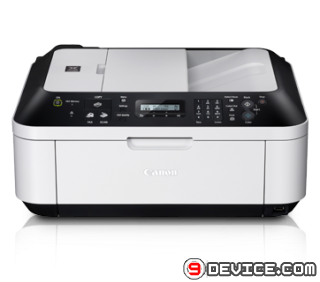 pic 1 - easy methods to download Canon PIXMA MX366 lazer printer driver