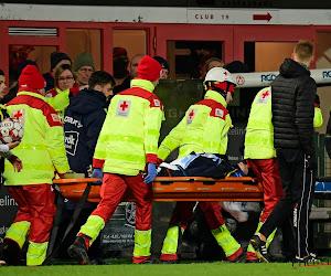 AA Gent komt niet ongeschonden uit de strijd: Dejaegere loopt zware blessure op in Kortrijk