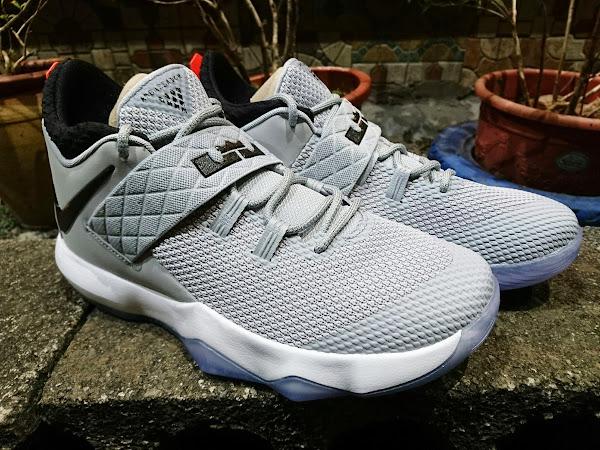 best service f9daf 34af8 wolf grey   NIKE LEBRON - LeBron James Shoes