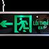 Đèn Exit 2 mặt chỉ hướng 1 chiều ZT-2LE3W