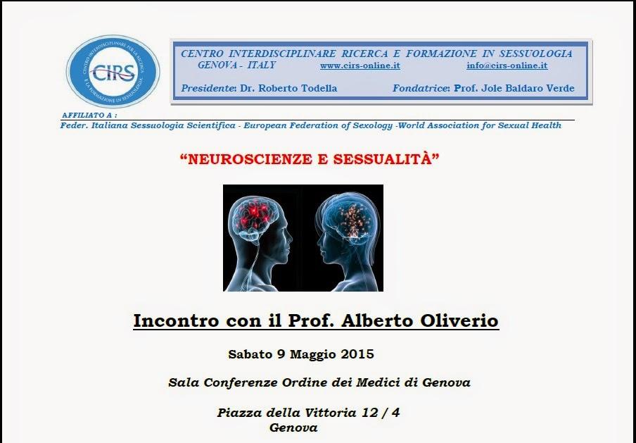 NEUROSCIENZE E SESSUALITÀ p1.2