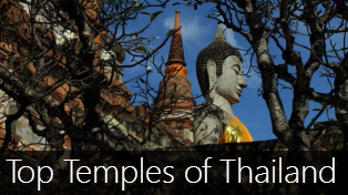 Top 5 Temples of Thailand