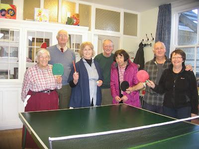 Table Tennis 11 Feb 2014