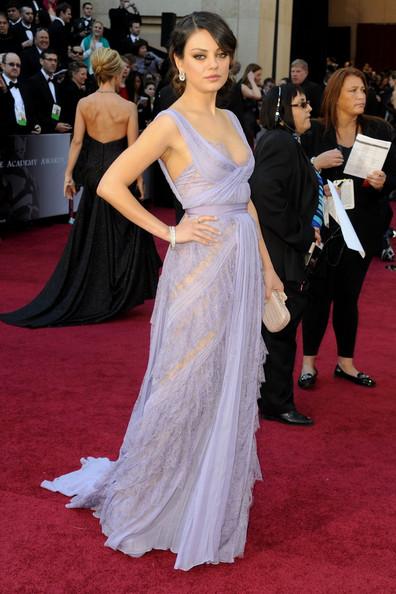 Mila Kunis Sheer
