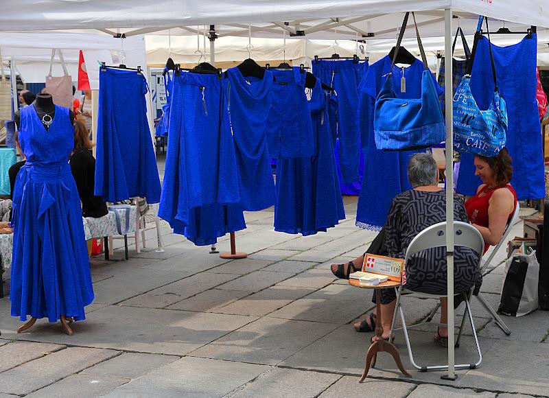 Il blu va di moda di befed