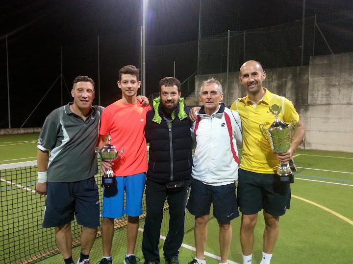 Finale Torneo di Tennis Doppio 2014