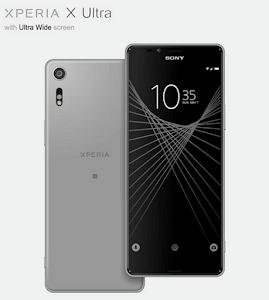 Sony Xperia X Ultra màn hình 6.4 inch sẽ dùng tỷ lệ mới lạ?