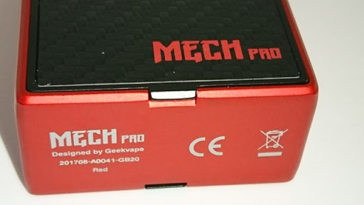 DSC 2155 thumb%25255B2%25255D - 【メカニカル】VAPEJPオリジナル!?「Geekvape Mech Proキット with Medusa RDTA」レビュー。セミメカニカルの18650シングル/デュアル両対応モデル!
