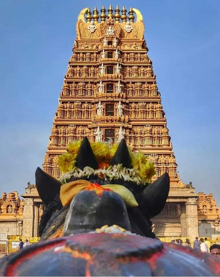 Srikanteshwara Temple :An Architectural Marvel over 1000  years old