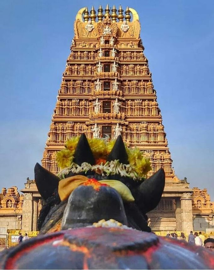 Srikanteshwara Temple : An Architectural Marvel over 1000  years old