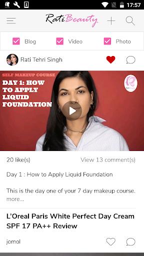 Rati Beauty  screenshots 6