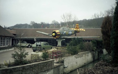 1985.03.10-054.27 avion North American T6G 1942