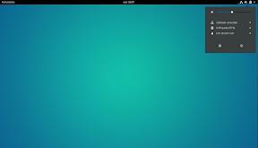 Primeros pasos con GNOME Shell. Hacia la productividad. Control del equipo.