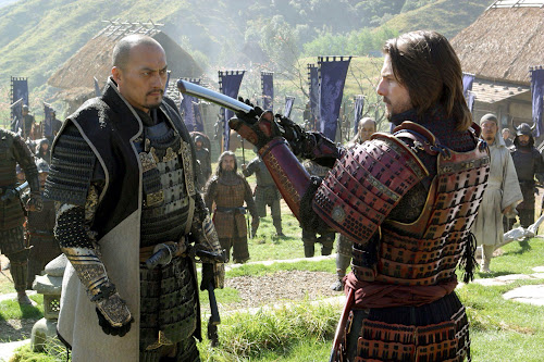 Last Samurai - Tom Cruise and Watanabe Ken